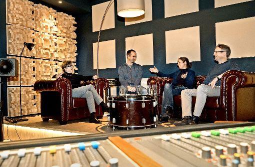 Was die neuen Besitzer mit Tonstudio Bauer in Ludwigsburg vorhaben