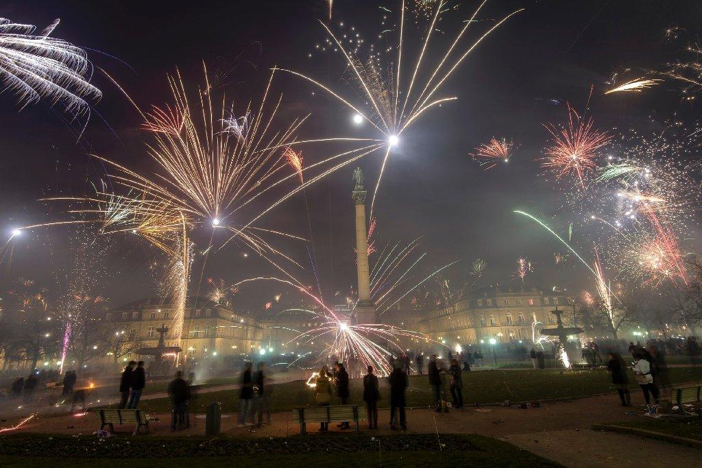 Silvester Feiern Stuttgart