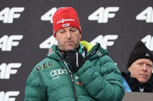 Skisprung-Bundestrainer hört zum Saisonende auf