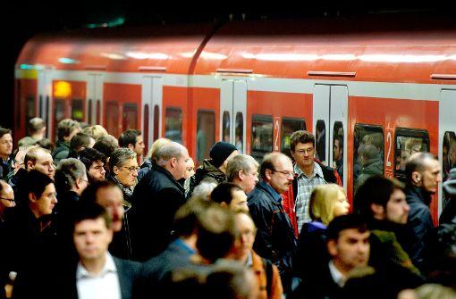 """""""Die Probleme  für die S-Bahn sind  gewaltig"""""""