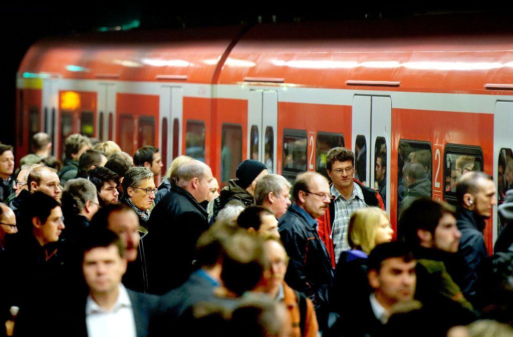 S-Bahn wichtiger als Fernbahn