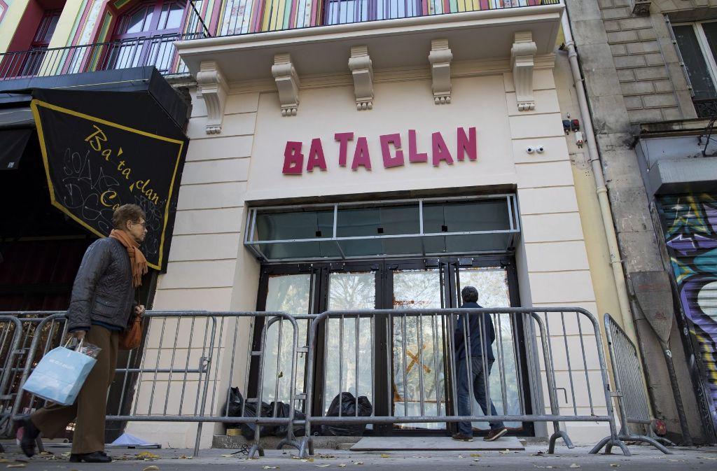 Ein Jahr nach den Anschlägen in Paris soll es im Bataclan, dem Haupttatort, weitergehen. Foto: dpa