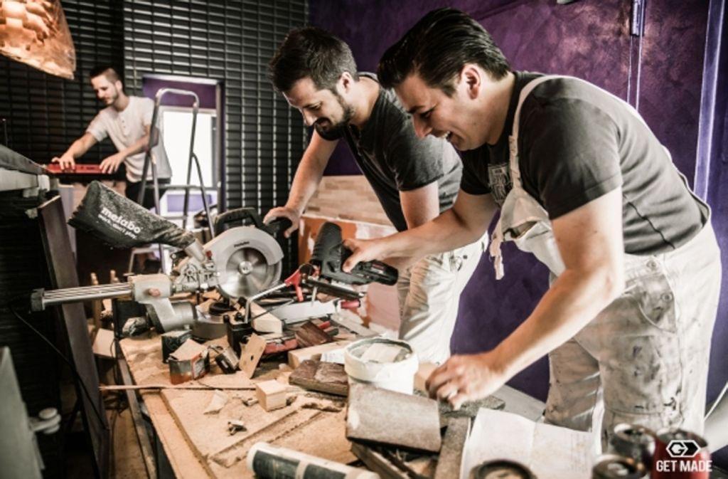 Am 20. Oktober eröffnet in der Theodor-Heuss-Straße 34 die Bar Purple Room. Foto: Get Made/Purple Room