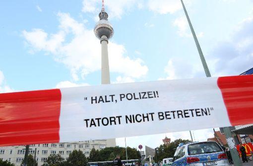 Diebe schlagen in Berliner Karstadt zu