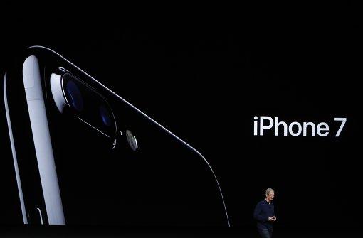 Das ist neu beim iPhone 7