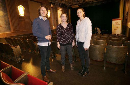 Bühne frei für das neue Central-Theater
