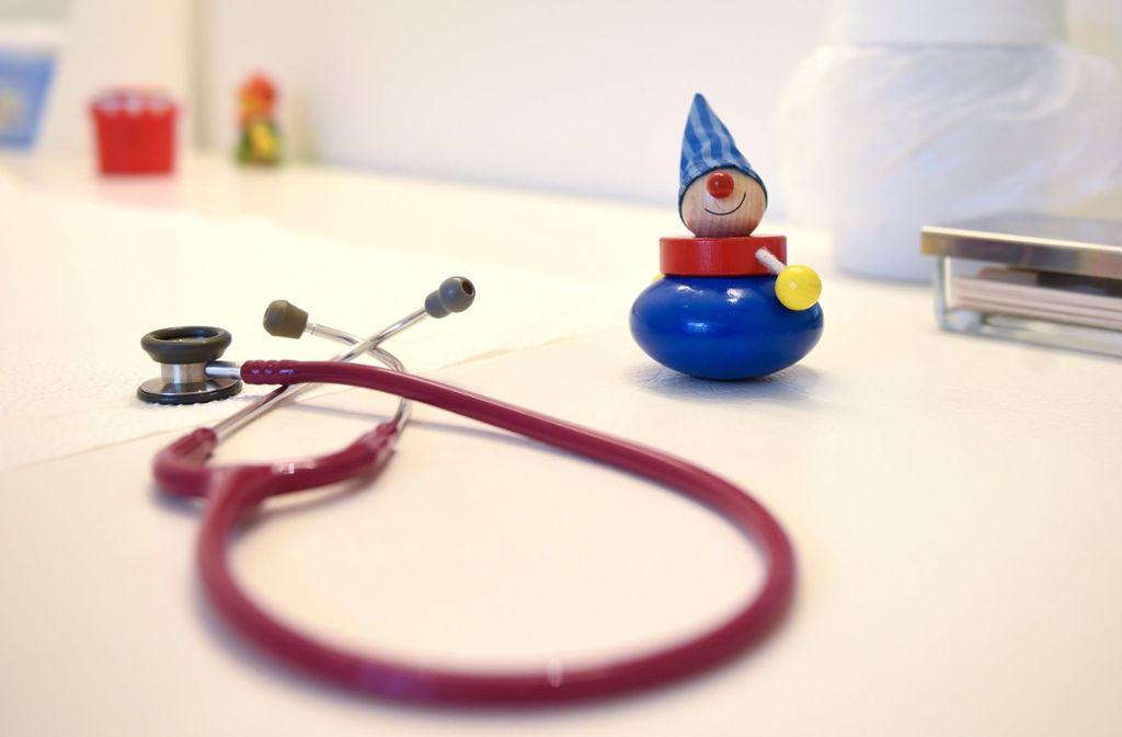 Hiesige Kinderärzte nehmen nur vereinzelt neue Patienten auf. Foto: dpa