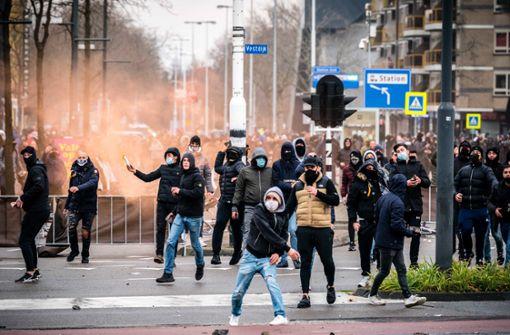 """Eindhovens Bürgermeister warnt vor """"Bürgerkrieg"""""""