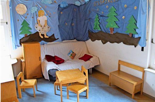 Der Erziehermangel macht Kindergärten zu schaffen