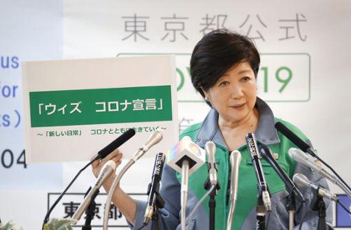 Tokios Regentin,   Japans Chefin?