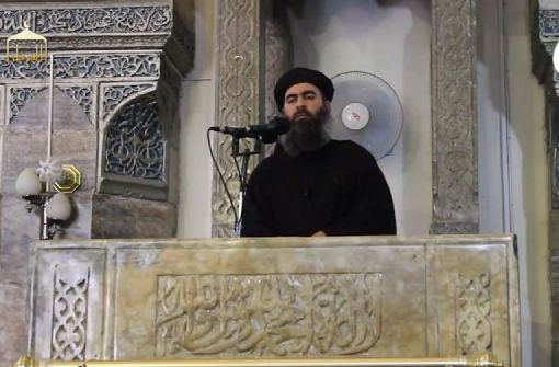 IS sprengt Al-Nuri-Moschee in Mossul