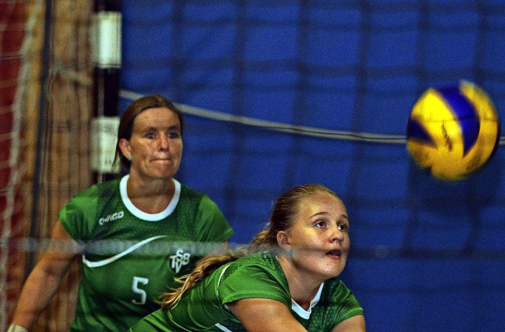 Die Idee, dass die Birkacher Volleyballer teils in die Plieninger Wolferhalle ausweichen, funktioniert nicht: Die Plieninger Vereine haben selbst Platzprobleme. Foto: Yavuz Dural