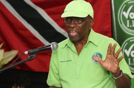 Ex-Vizepräsident Jack Warner lebenslang gesperrt