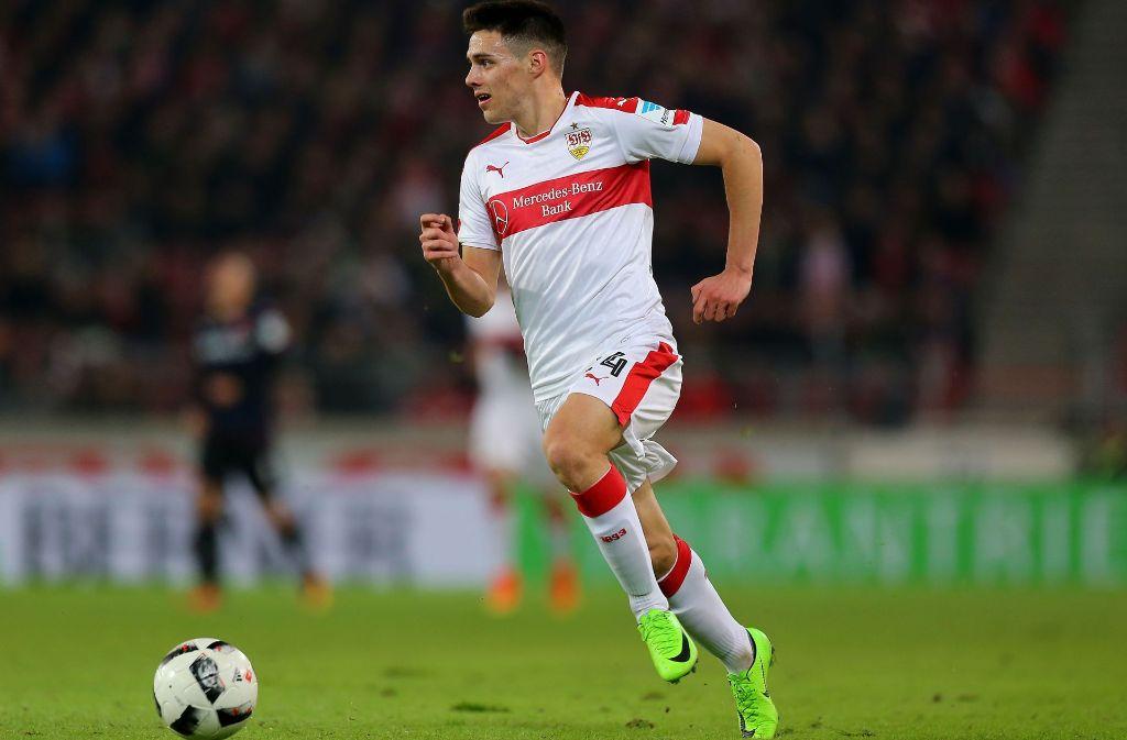 Josip Brekalo ist aktuell auf Leihbasis beim VfB Stuttgart. Doch das muss nicht so bleiben. Foto: Bongarts