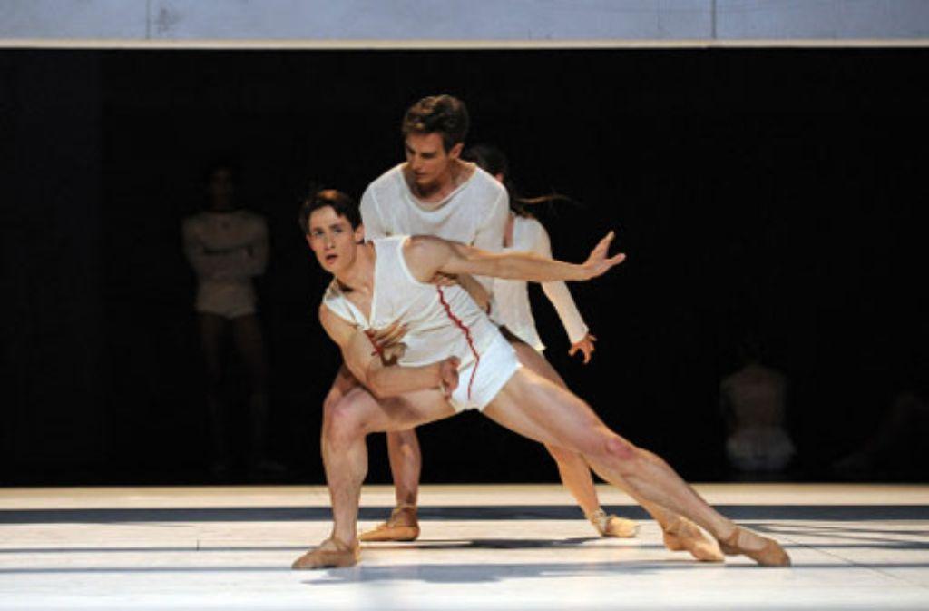 Ballett, Turngala und Kunstmuseum: der Energieversorger EnBW ist ein vielseitiger Sponsor in Kultur und Sport. Foto: dpa
