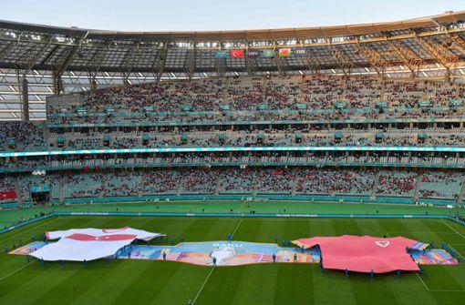 Technische Probleme in Baku – Störung bei ARD-Übertragung