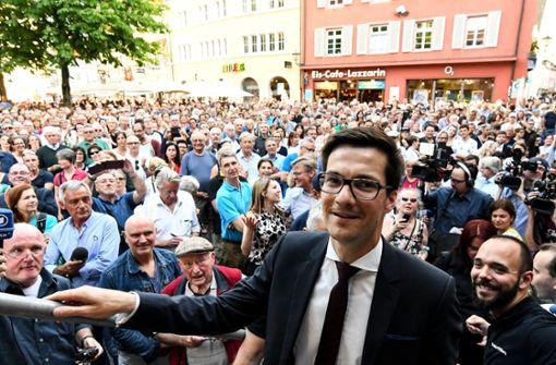 Martin Horn will sozialen Wohnungsbau stärken