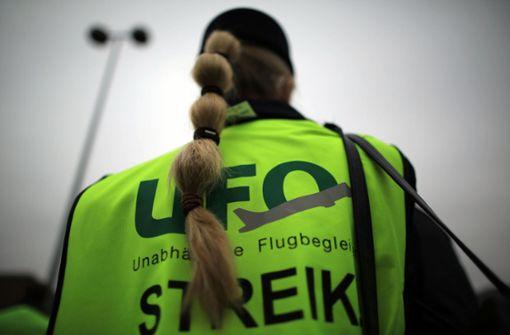 Stuttgarter Flughafen massiv von Streiks betroffen
