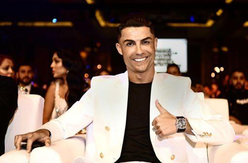 Cristiano Ronaldo – der Überirdische