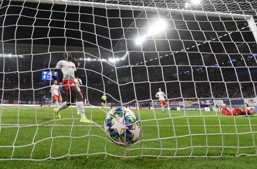 Abwehr-Sorgen bei RB Leipzig