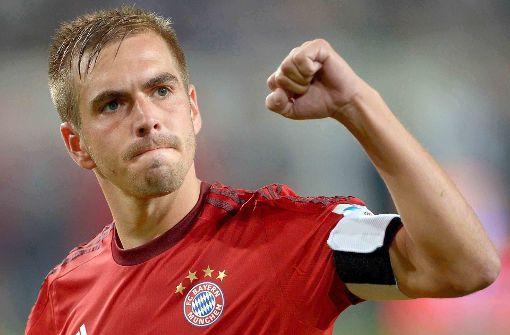 Philipp Lahm ist Fußballer des Jahres