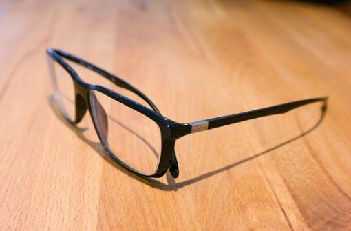 Selbst eine Brille  kann sich nicht jeder leisten
