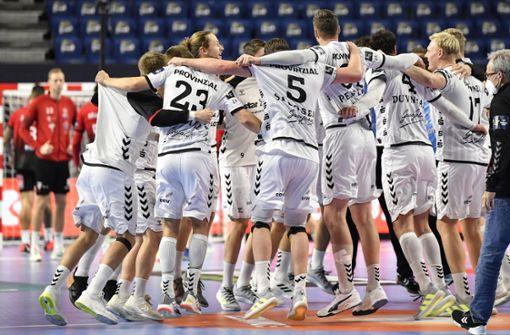 THW Kiel nach Nervenschlacht im Finale