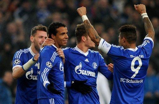 Schalke siegt gegen Basel und erreicht das Achtelfinale