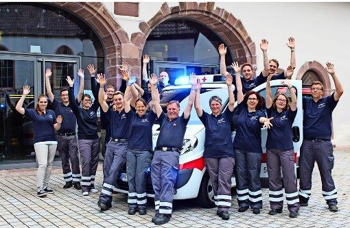 Viele Hände retten seit 50 Jahren viele Leben