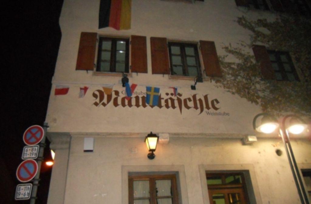Das Maultäschle ist in der Neckarvorstadt zu finden. Foto: Annina Baur