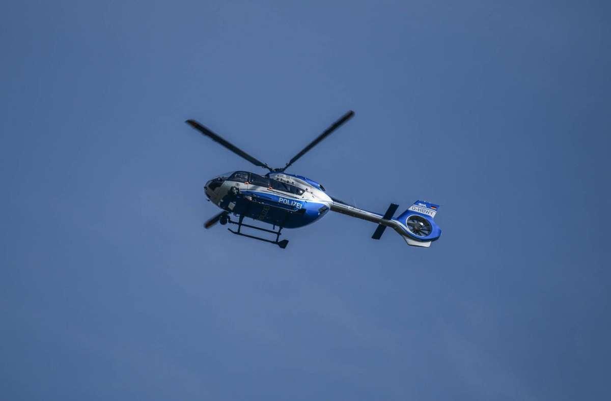 Die Polizei suchte nach einer Vermissten im Rems-Murr-Kreis (Symbolbild). Foto: imago images/onw-images/Marius Bulling