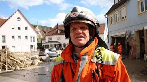 Wie die Feuerwehr den Einsatz erlebt hat