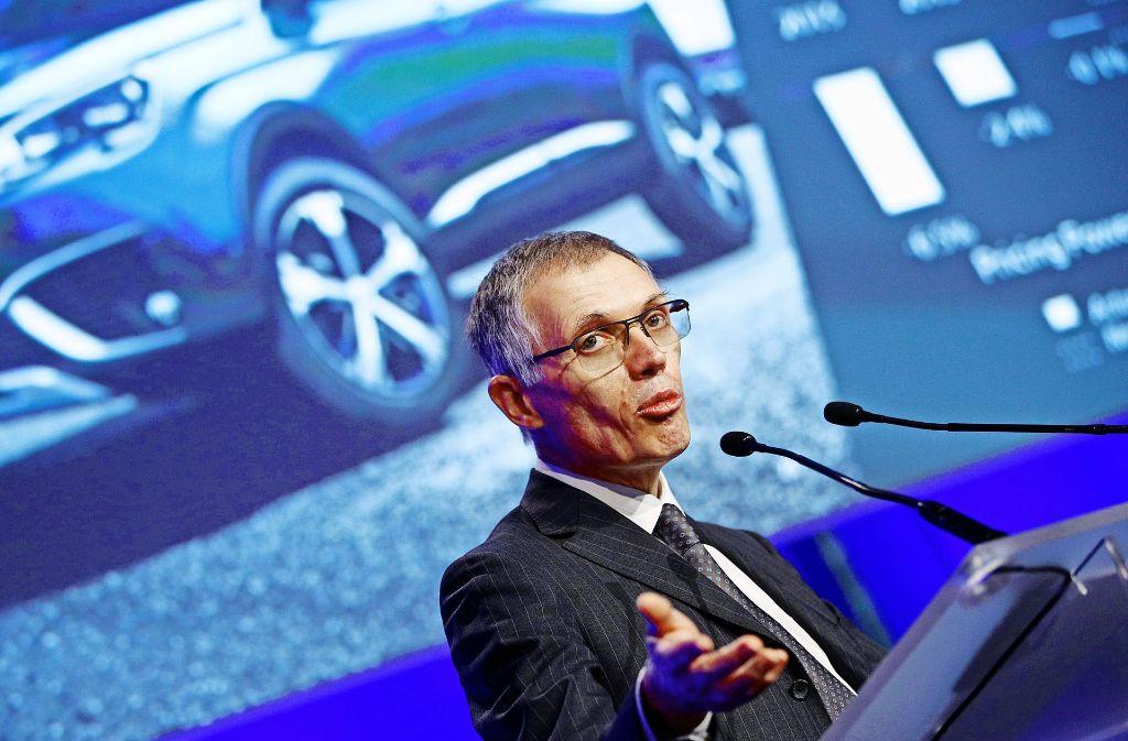 Unter der Führung von Carlos Tavares ist der französische PSA-Konzern aus der Krise gekommen. Nun soll Opel diesem Beispiel folgen. Foto: AP