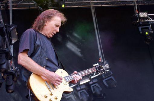 """Gitarrist """"Fast Eddie"""" ist gestorben"""