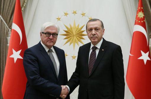 Erdogan kommt nach Deutschland