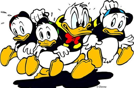 Politische Korrektheit erreicht Donald Duck