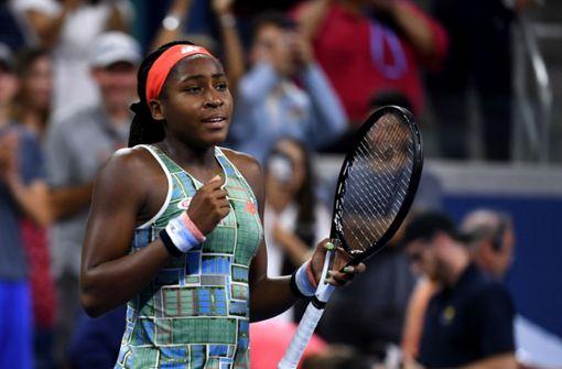 Erster Titel für 15-jähriges Tennistalent