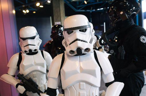 Mit Darth Vader kämpfen und Raumschiffe fliegen