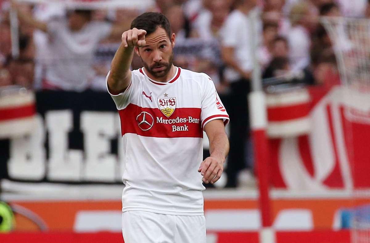 Das letzte VfB-Heimspiel gegen die Bayern im September 2018 endete mit 0:3 – doch auch wenn die Bayern übermächtig scheinen – Gonzalo Castro weiß, wie sie zu schlagen sind. Foto: Baumann