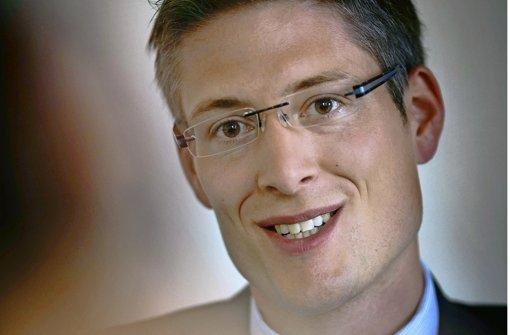 Bürgermeister Steffen Jäger aus Oppenweiler wechselt zum Gemeindetag. Foto: Gottfried Stoppel