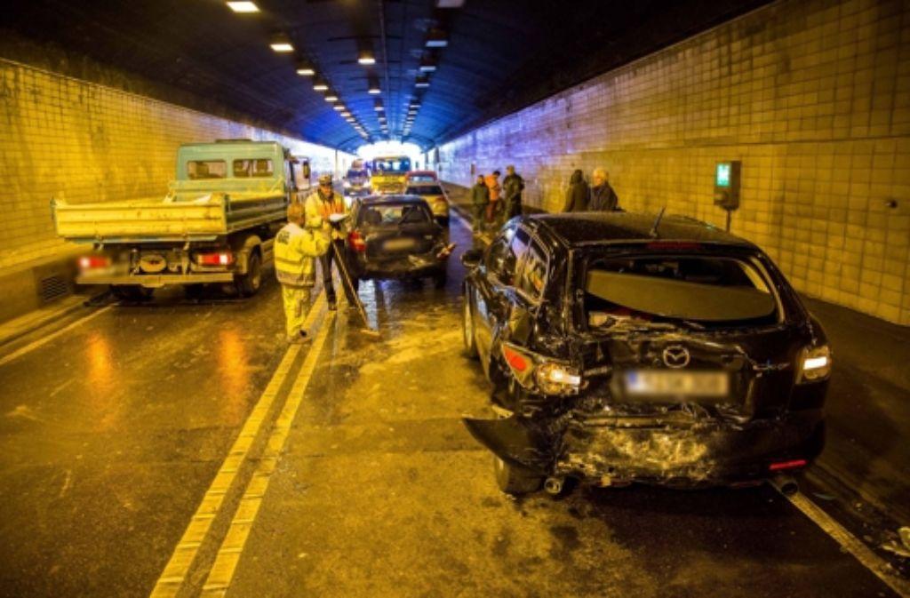 Die Zahl der Autounfälle in Stuttgart hat 2015  einen Höchststand erreicht. Foto: 7aktuell.de