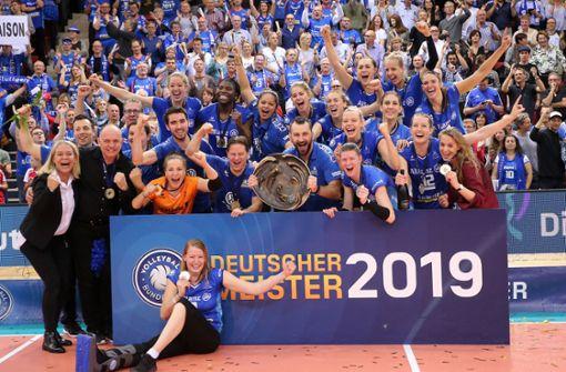 Was Stuttgarts Volleyballerinnen so stark macht