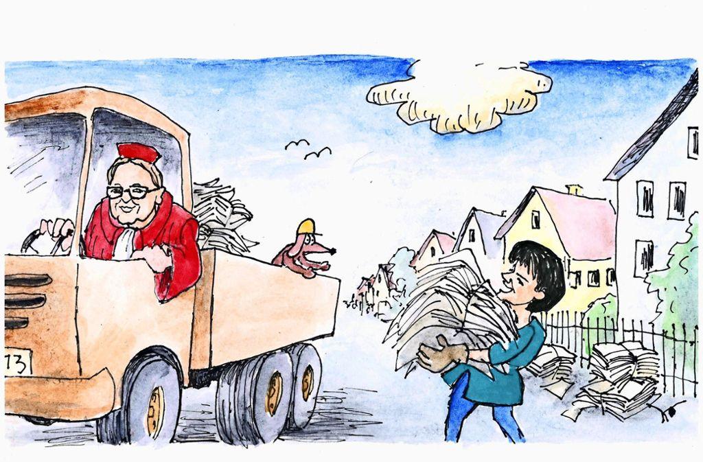 Der Gesetzgeber verursacht mit dem Einkommensteuergesetz  Aufwand in den  Kommunen. Foto: Egon Kaiser