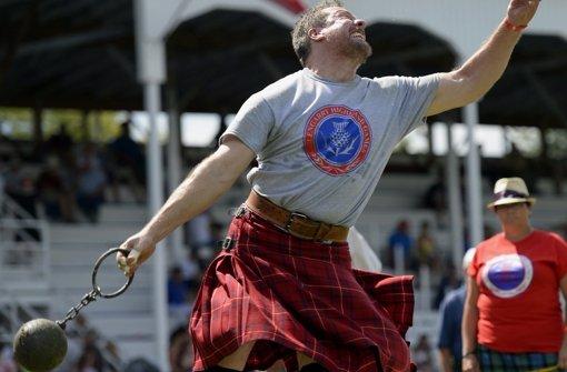 Sporteln wie die Schotten