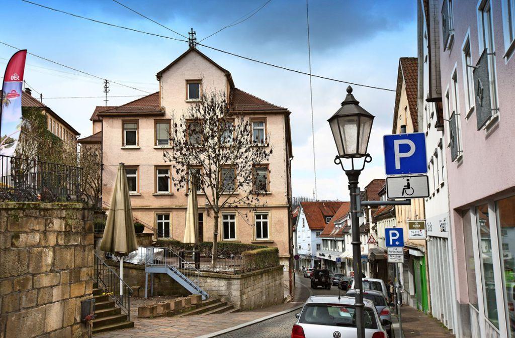 Das Hölderlinhaus wird zu einem Bildungszentrum ausgebaut. Foto: Horst Rudel