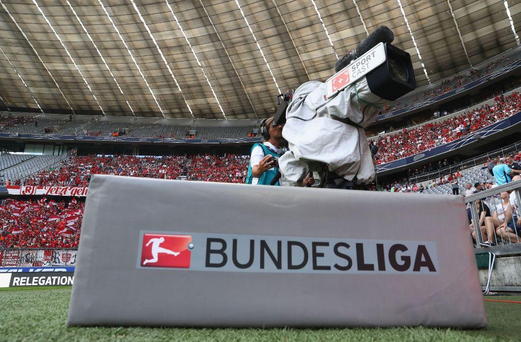Ab der bald startenden Saison werden nicht mehr alle Bundesliga-Spiele im TV zu sehen sein. Foto: Bongarts