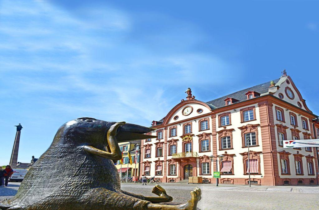 Spannende Frage: Wer hat künftig das Sagen im Offenburger Rathaus?Foto:dpa Foto: