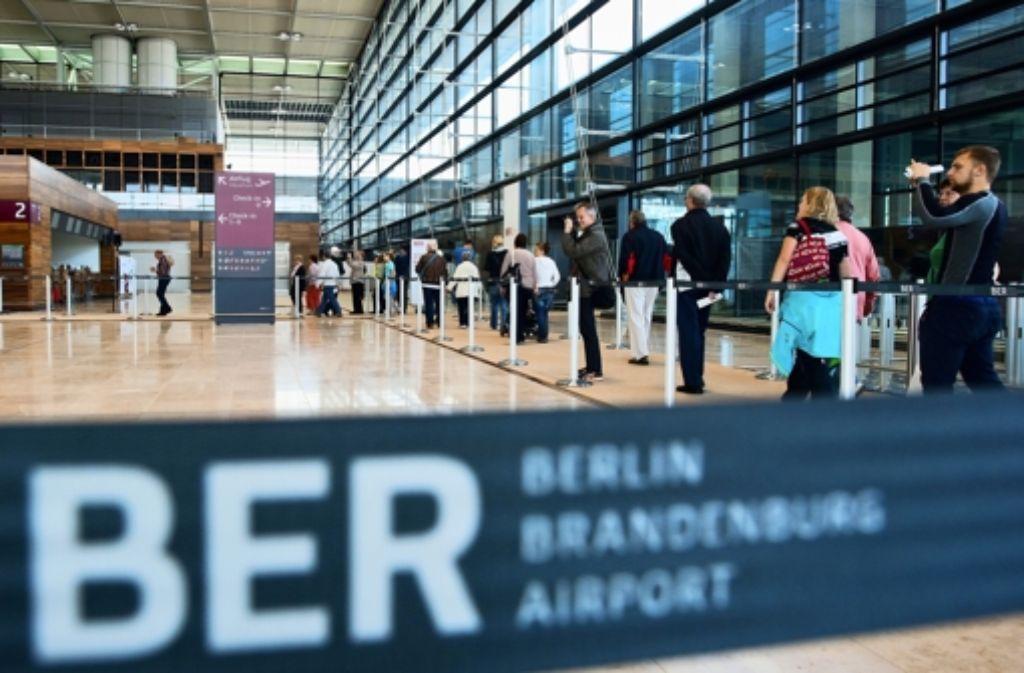 Die Pannen beim Berliner Flughafen haben Schwächen bei der Planung von Großprojekten offengelegt. Foto: dpa-Zentralbild