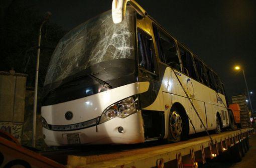 """Ministerium: 40 """"Terroristen"""" in Ägypten getötet"""
