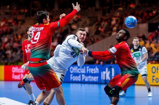 Das Abschlusszeugnis der deutschen Handballer